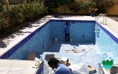 Company waterscapes llc Swimming pool construction companies in uae
